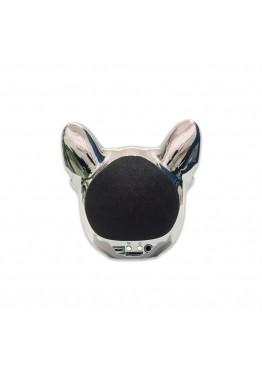 Акустическая Bluetooth колонка Aerobull XL Silver Chrome