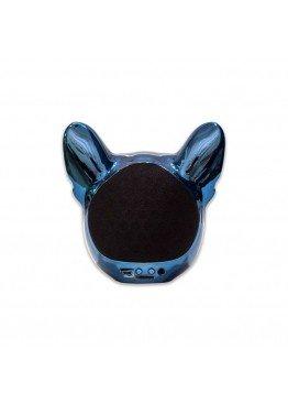 Акустическая Bluetooth колонка Aerobull XL Blue Chrome