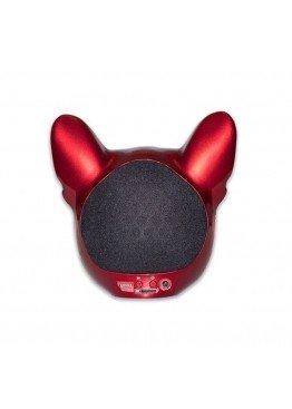 Акустическая Bluetooth колонка Aerobull XL Dark Red