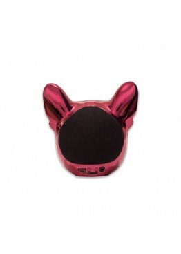 Акустическая Bluetooth колонка Aerobull XL Pink Chrome