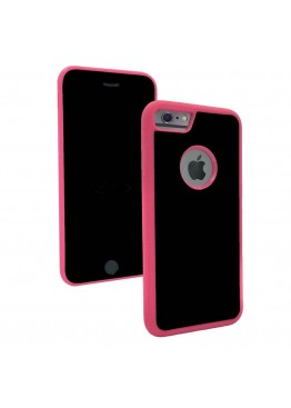 Чехол Anti-Gravity Case Pink для iPhone
