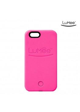 Чехол LuMee Pink для iPhone