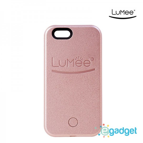 Чехол LuMee Rose для iPhone