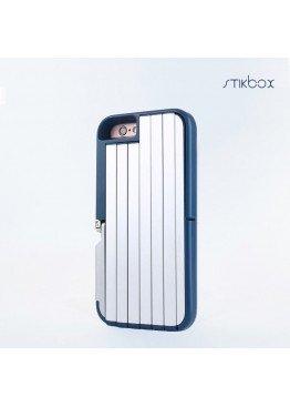 Чехол Stikbox Blue для iPhone