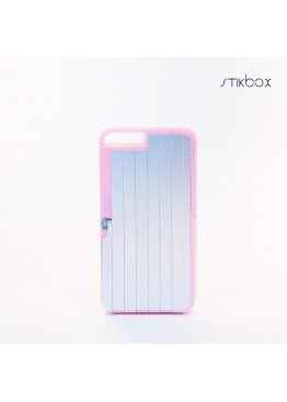 Чехол Stikbox Pink для iPhone