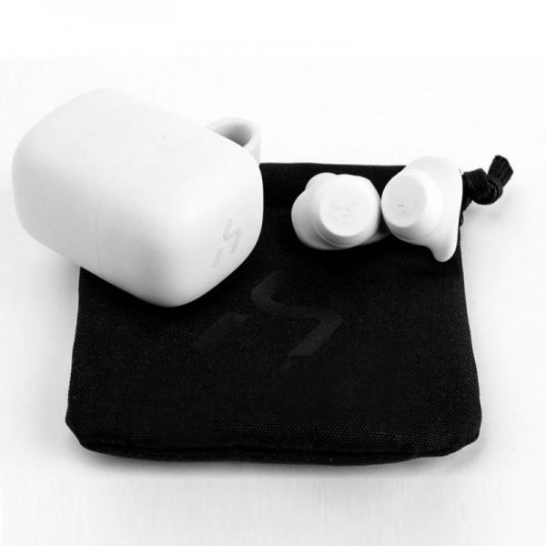 Беспроводные Bluetooth наушники Hype Sound Havit G1 White