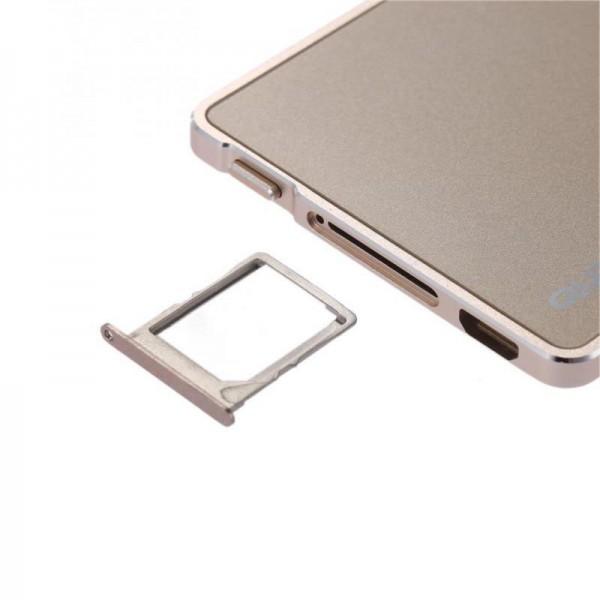 Qutiger Dual SIM Card Adapter Gold