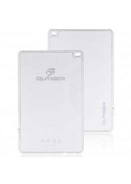 Qutiger Dual SIM Card Adapter Silver