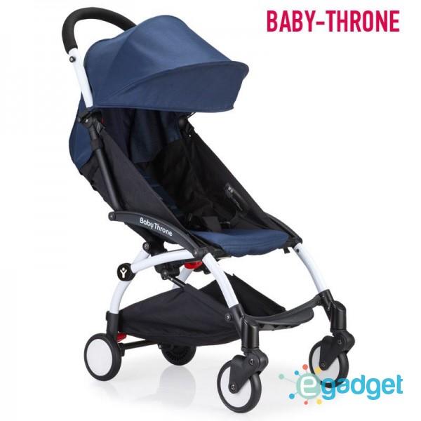 Детская коляска Baby Throne Blue