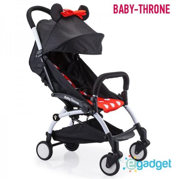 Детская коляска Baby Throne Minnie