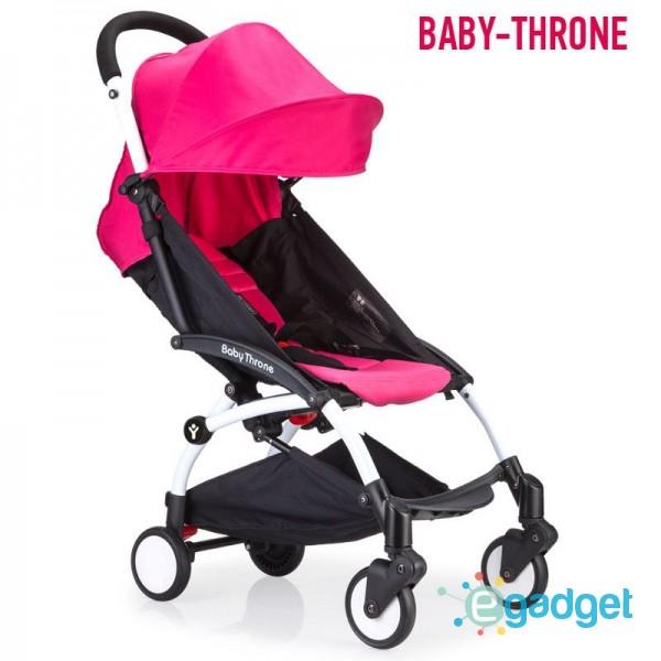 Детская коляска Baby Throne Red