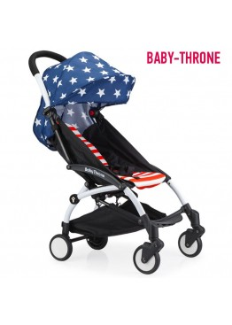 Детская коляска Baby Throne USA