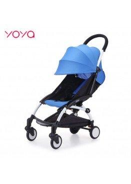 Детская коляска YOYA 175 A+ Blue