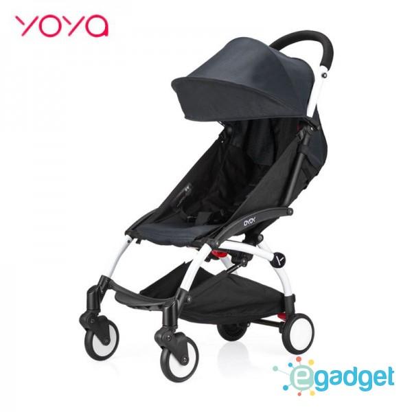 Детская коляска YOYA 175 A+ Black