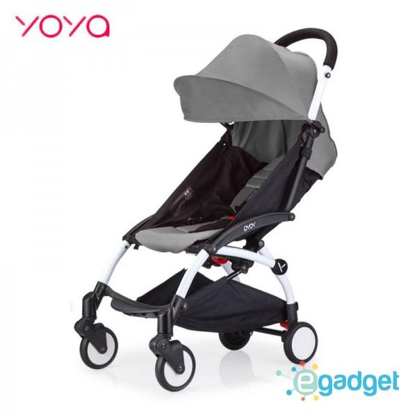 Детская коляска YOYA 175 A+ Gray