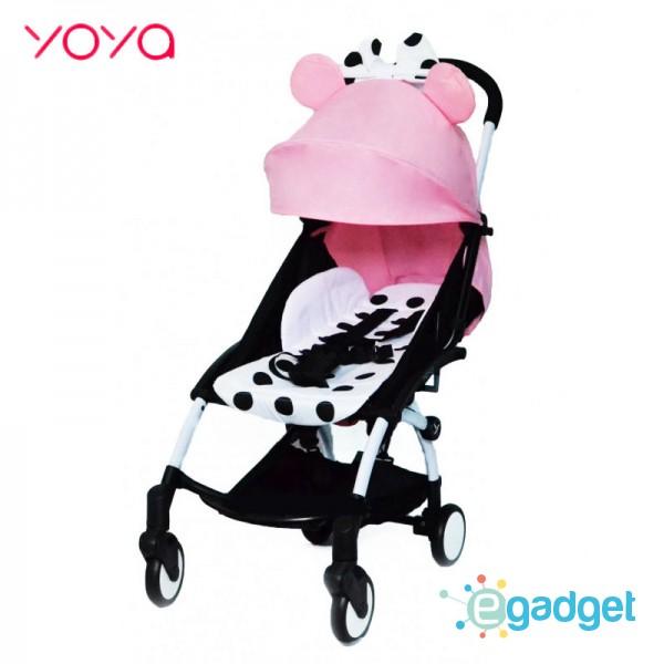Детская коляска YOYA 175 A+ Pink Minnie