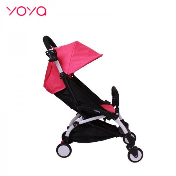 Детская коляска YOYA 175 A+ Pink