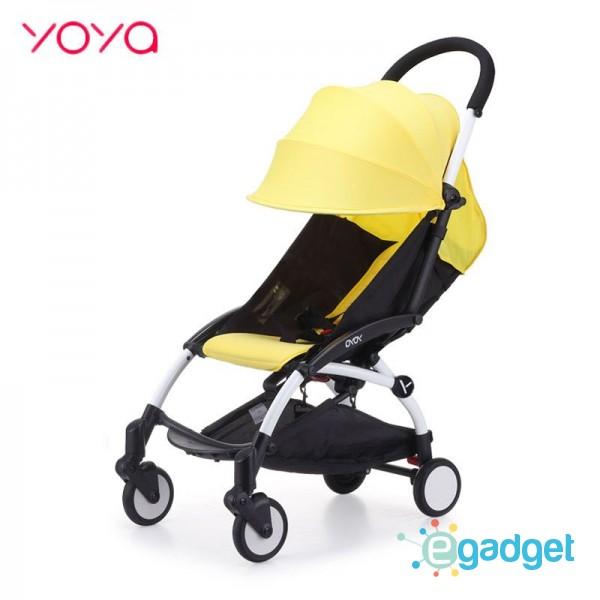 Детская коляска YOYA 175 A+ Yellow