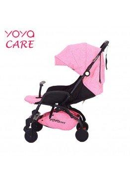 Детская коляска Yoya Care X6 2018 Pink