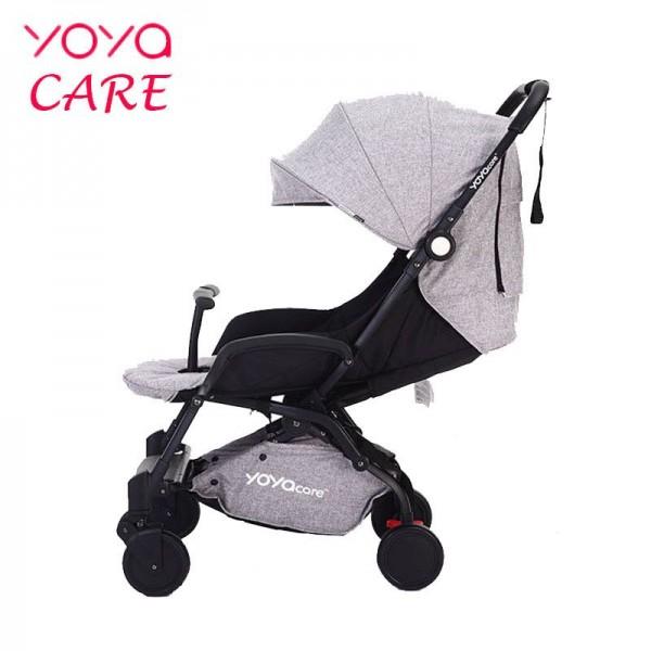 Детская коляска Yoya Care X6 2018 Gray