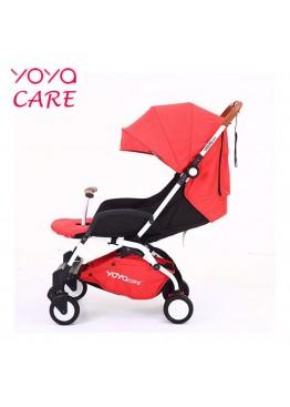 Детская коляска Yoya Care X6 2018 Red