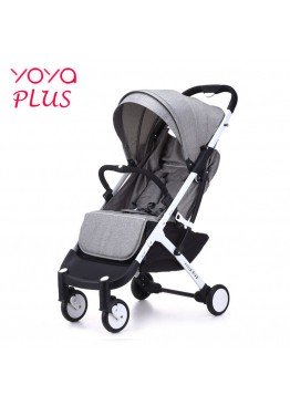 Детская коляска Yoya Plus Grey
