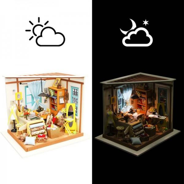 Интерьерный 3D конструктор DIY House Ателье Lisa's Tailor