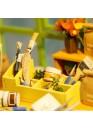 Интерьерный 3D конструктор DIY House Студия художника Ada's Studio