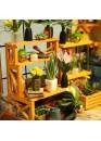 Интерьерный 3D конструктор DIY House Зимний Сад Cathy's Flower House
