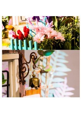 Румбокс DIY House Калитка в волшебный сад Garden Enterance