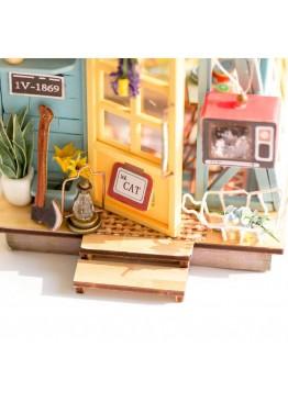 Румбокс DIY House Деревянный домик Wooden Hut