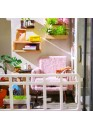 Румбокс DIY House Терраса Balcony Daydreaming