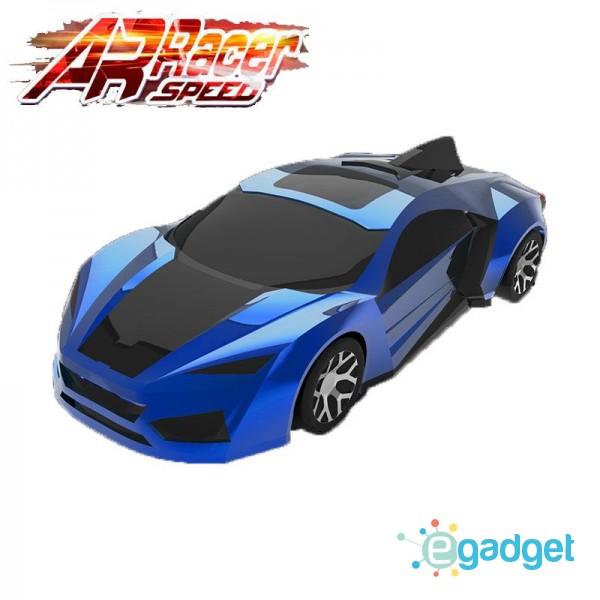 Игровой гаджет-машинку AR Racing Speed Blue Phantom