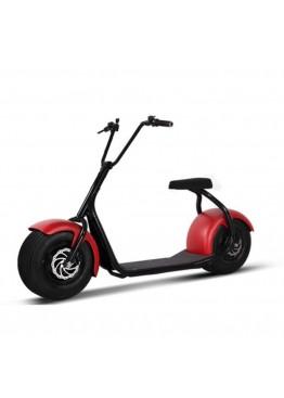 Электробайк SEEV CityCoco Red