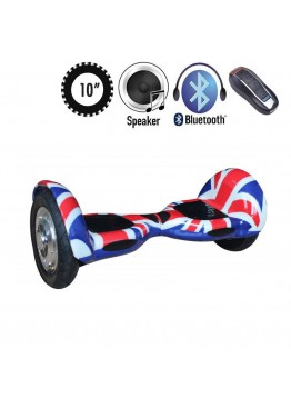 Гироскутер Allroad U8 PRO Music British (10 дюймов)
