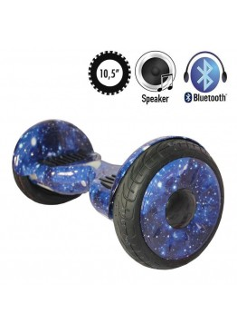 Гироскутер Allroad U8 Extreme Blue Cosmos APP (10,5 дюймов)