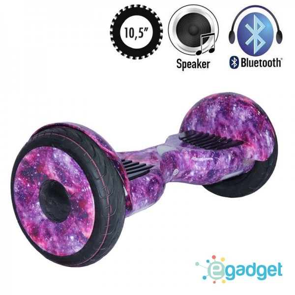 Гироскутер Allroad U8 Extreme Violet Cosmos APP