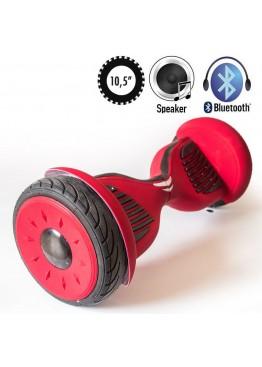 Гироскутер Allroad U8 Extreme Red Mat App (10,5 дюймов)