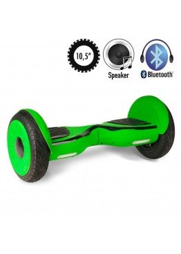 Гироскутер Allroad U8 Extreme Green APP (10,5 дюймов)