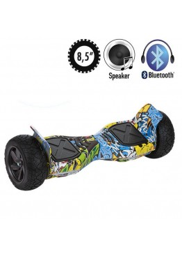 Гироскутер SmartWay Off Road K-OX Hip-Hop (8,5 дюймов)