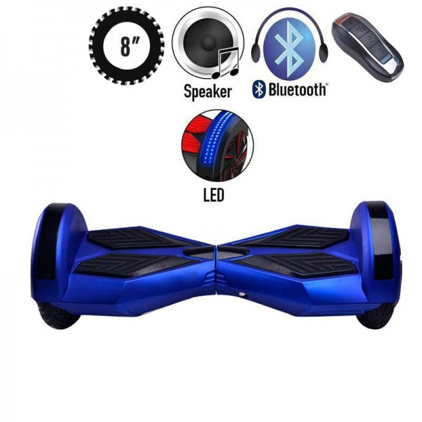 Гироскутер Lambo LED Music Blue/Black