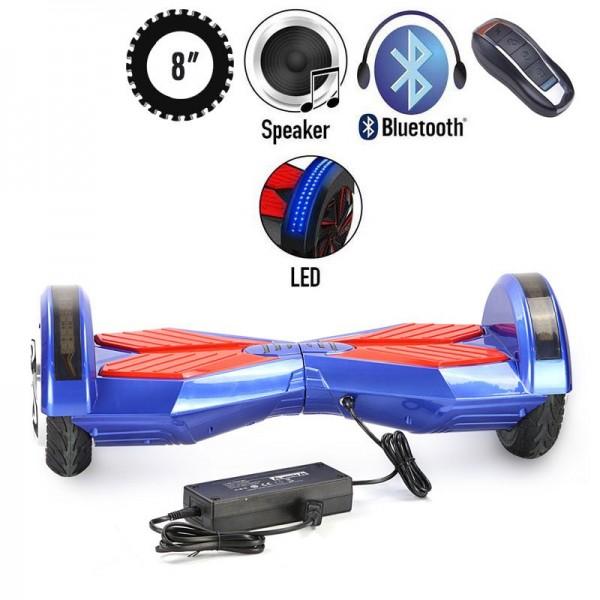 Гироскутер Lambo LED Music Blue/Red