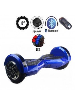 Гироскутер Lambo LED Music Blue/Black (8 дюймов)