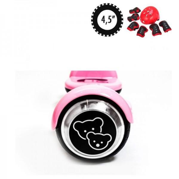 Детский гироскутер SmartKid Pink