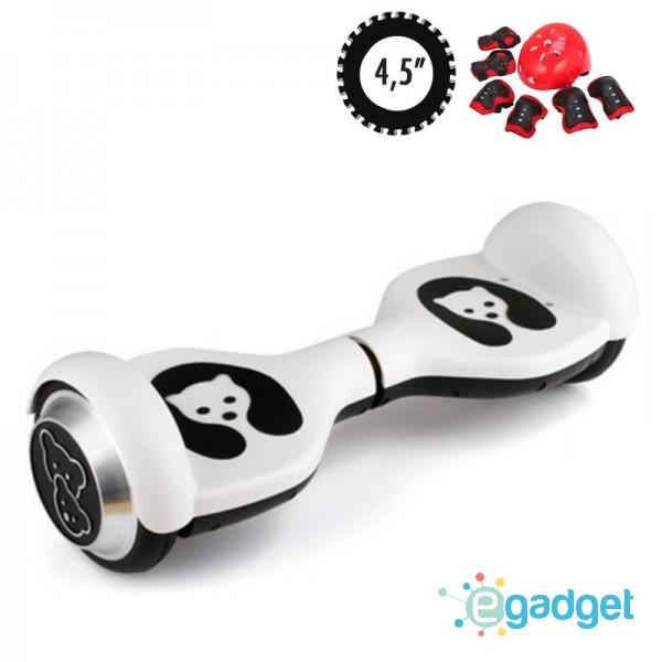 Детский гироскутер SmartKid White