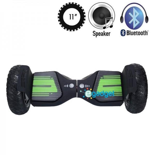 Гироскутер SmartWay Super Pro Black Green