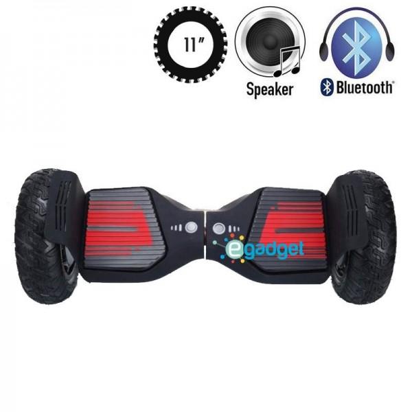 Гироскутер SmartWay Super Pro Black Red