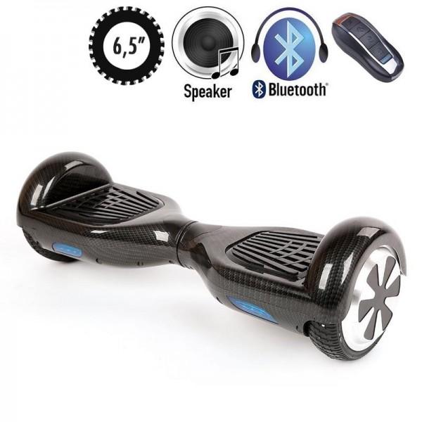 Гироскутер SmartWay U3 Pro Music Carbon