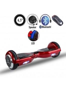 Гироскутер SmartWay U3 Pro Music Charry LED (6,5 дюймов)