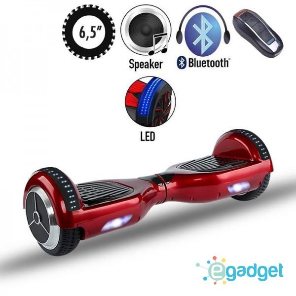 Гироскутер SmartWay U3 Pro Music Charry LED